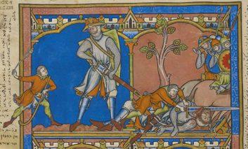 نمایش «کتاب مقدس جنگهای صلیبی»