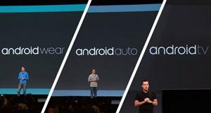امکان سفارشیسازی ساعت، تلویزیون و اتومبیل اندرویدی در آینده