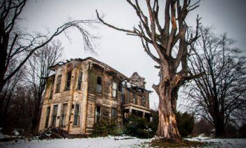 شکار خانهها: خانههای فراموش شده در اوهایو