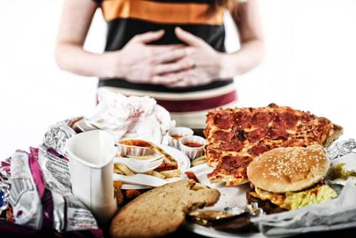 سلامت روان و اختلال پرخوری