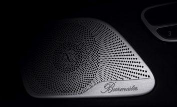 معرفی ®Burmester ، سیستم های فراگیر صوتی ۳ بعدی مرسدس- بنز