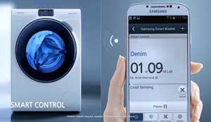 [اعلامیه سامسونگ] با ماشینلباسشویی هوشمند لباسها را در محل کارتان بشویید!