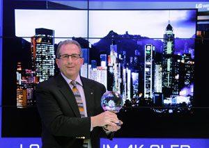 [اعلامیه LG] دریافت ۴۱ جایزه برای الجی الکترونیکس در نمایشگاه بینالمللی CES 2014