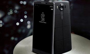 الجی V10؛ یک تلفن هوشمند برای خلاقیت