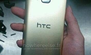 HTC One M9 طلایی هم عرضه خواهد شد