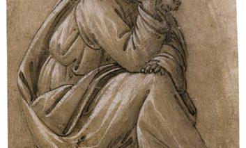 فروش طرحی از بوتیچلی نقاشی رنسانسی به مبلغ ۱٫۳ پوند