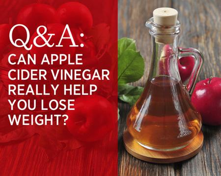 آیا سرکه سیب واقعاً روی کاهش وزن مؤثر است؟