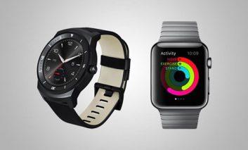 مقایسه ساعت هوشمند اندرویدی با ساعت هوشمند اپل