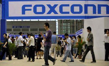 همکاری فاکسکان با بزرگترین اپراتور اینترنت چین در زمینه خودروهای الکتریکی هوشمند