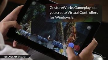 کنترل بازیهای کامپیوتری با اندروید