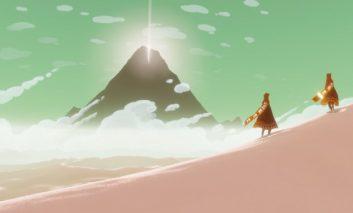 Journey عنوان محبوب برروی PS4 منتشر خواهد شد