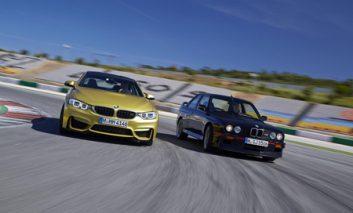 الهام گیری اتومبیل M جدید BMW از یک اتومبیل کلاسیک