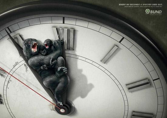 پوسترهایی که باعث میشوند نوع دیگری به حیوانات نگاه کنیم