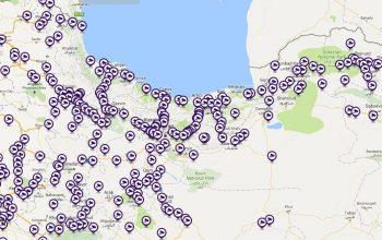 شما هم ببینید؛ تصاویر آنلاین دوربینهای نظارتی جادههای کشور