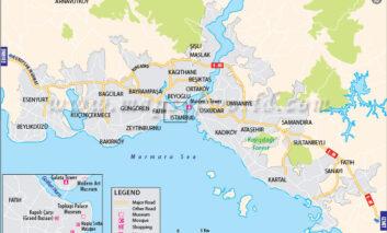 پربازدیدترین شهرهای جهان؛ این قسمت: استانبول