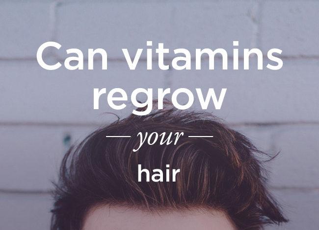 آیا ویتامینها باعث رشد مجدد موهای ریخته میشوند؟