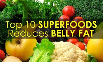 ۱۰ ماده غذایی خارقالعاده برای کاهش چربی دور شکم