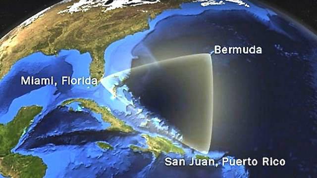 آیا راز مثلث برمودا حل شده است؟