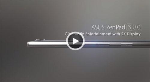 نگاهی به تبلت Asus Zenpad 3