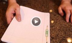 ۸ فوت و فن با گیره کاغذ