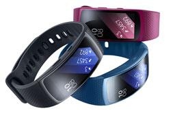 مقایسه دو دستبند سلامتی سری Gear Fit