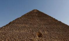دو حفره در هرم بزرگ جیزه، مصر کشف شد