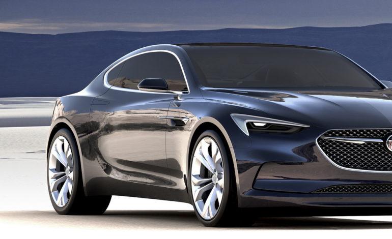 با دیدن این اتومبیل کانسپت بیوک آرزو خواهید کرد که به تولید انبوه برسد!