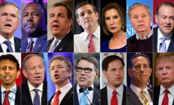 حیات مجدد حزب جمهوریخواه با ترامپ