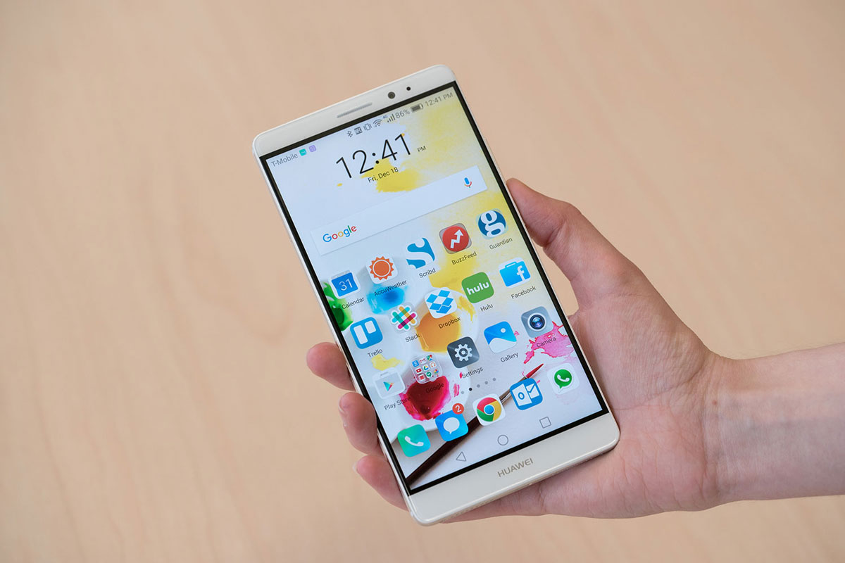 huawei-mate-8-hands-on-home-screen