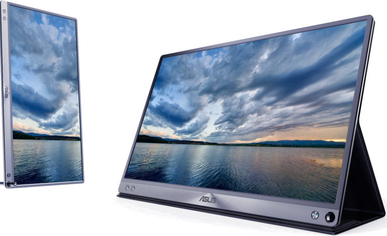 ZenScreen MB16AC ایسوس، سبک، زیبا و با پرستیژ
