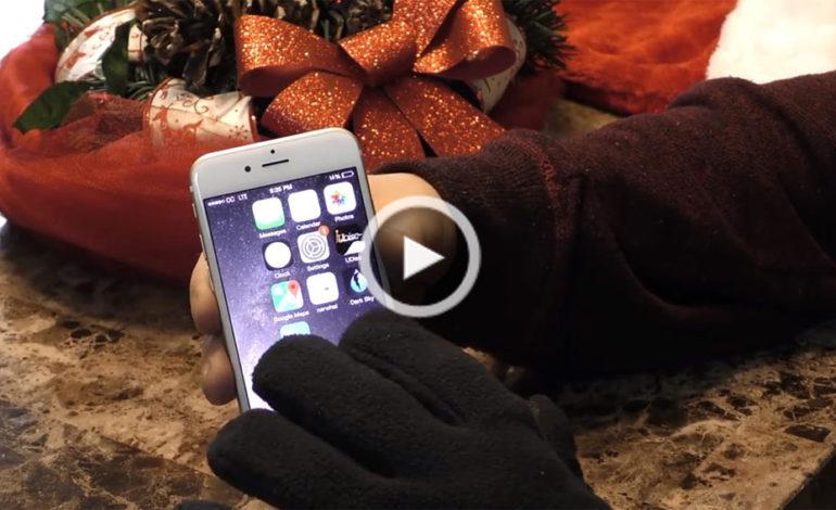 فوت و فنی برای کار کردن هر دستکش بر روی صفحه نمایش گوشی