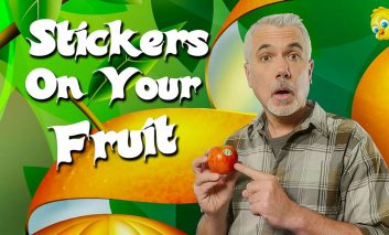 کدهای مرموز روی میوهها و برخی سبزیجات چه میگویند؟