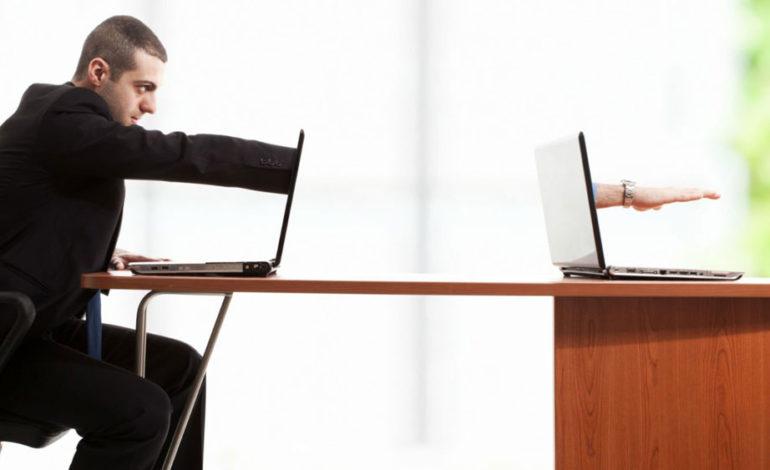 دسترسی به کامپیوترهای دیگر با کامپیوتر شخصی