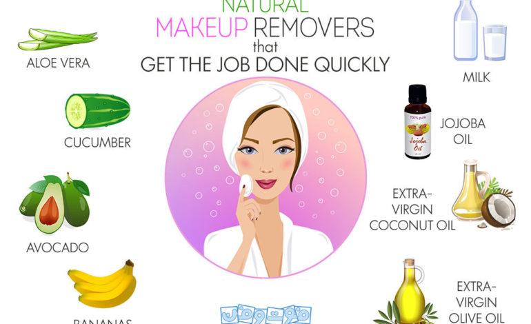 ۱۰ پاککننده طبیعی آرایش