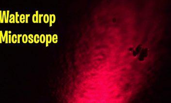 یک راهکار ساده و کمخرج برای ساخت میکروسکوپ خانگی