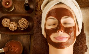 یک ماسک صورت شگفتانگیز برای جوانسازی پوست