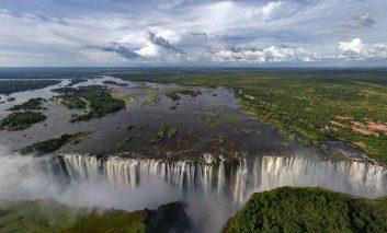 دیدنیترین و زیباترین آبشارهای دنیا
