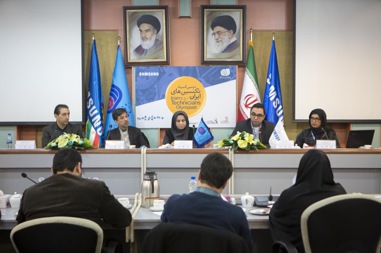 ۲nd-iranstechnicians-olympiad-press-conference-3