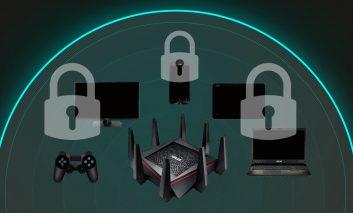 دفع بیش از ۱۶۰ میلیون حمله اینترنتی توسط AiProtection ایسوس