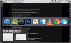 چند فوت و فن در سیستم عامل مک شرکت اپل
