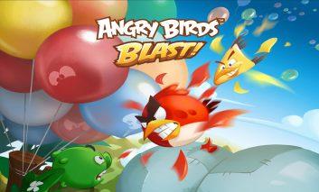 Angry Birds: Blast به زودی منتشر میشود