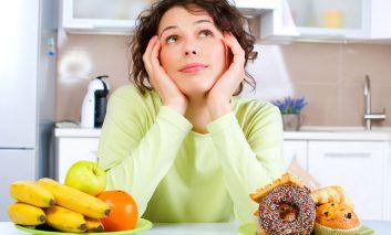۱۰ راه برای کنترل اشتها و لاغر شدن