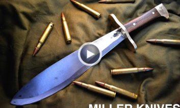ساخت چاقو بولو (Bolo knife) پک هِلفایتر بازی بتلفیلد ۱