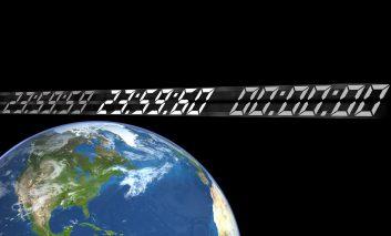 یک دقیقه = ۶۱ ثانیه