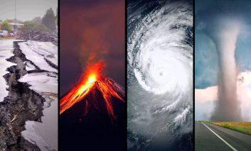 بزرگترین بلایای طبیعی در سال ۲۰۱۶: سالی که گذشت سال زلزله بود!