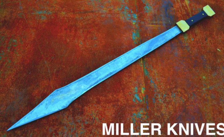 ساخت شمشیر رمی Gladius