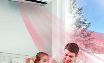 تابستان و زمستان با یک دستگاه بدون هزینه اضافی
