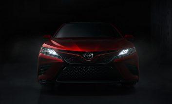 تویوتا کمری ۲۰۱۸ خودروی آینده