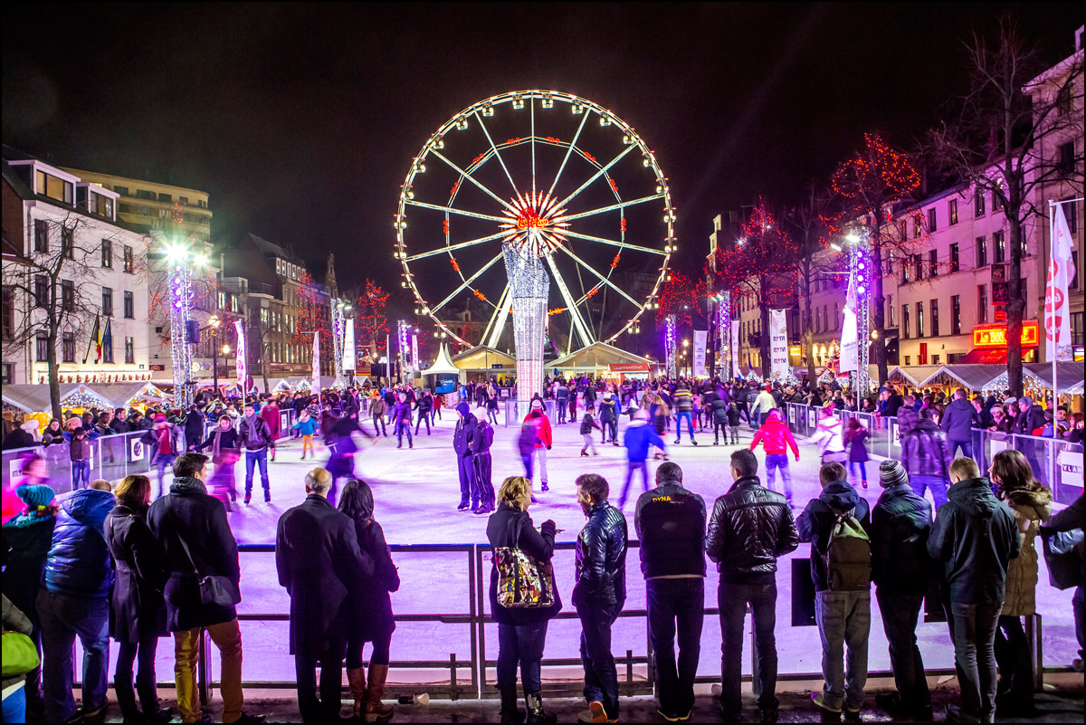 ۱۲-Brussels-winter-festival