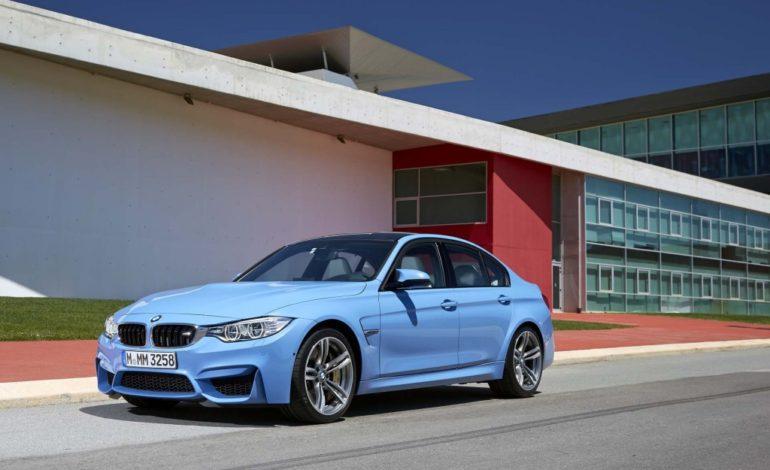 رونمایی از مدل ۲۰۱۷ بامو ام ۳ (BMW M3 2017)